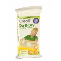 Hmota samotvrdnoucí Creall 500 g - terakota