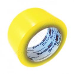 Standard podlahová páska 50 mm x 33 m - žlutá