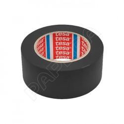 Páska značkovací podlahová TESA 50 mm x 33 m - černá