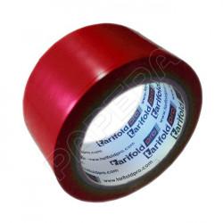 Standard podlahová páska 50 mm x 33 m - červená