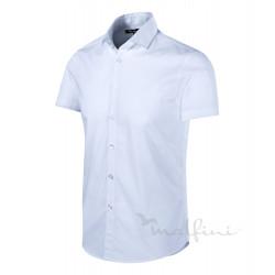 Košile pánská krátký rukáv FLASH - light blue