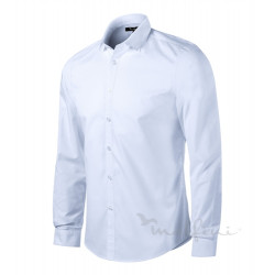 Košile pánská dlouhý rukáv DYNAMIC - light blue