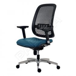 Židle kancelářská FUSION 1840 SYN / BN4 – sv. modrá