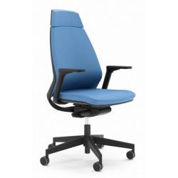 Židle kancelářská INFINITY 1890 SYN PDH / B303 - modrá