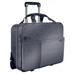Kufr na kolečkách Leitz Complete - stříbrný