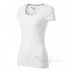 Tričko dámské ACTION bílé