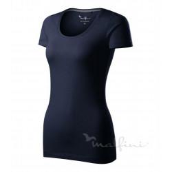 Tričko dámské ACTION ombre blue