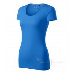 Tričko dámské ACTION snorkel blue