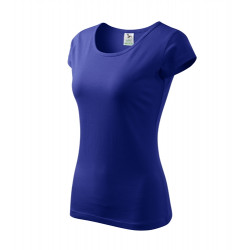 Tričko dámské PURE královská modrá