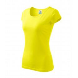 Tričko dámské PURE citronové