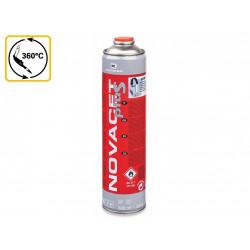 NOVACET Plus plynová kartuše 220g