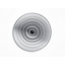Paella poklička VACA 60 cm
