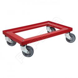 Vozík pro přepravky SPEEDY 10100 LL červený