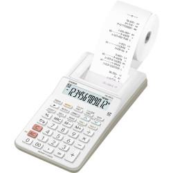 Kalkulátor s tiskem CASIO HR 8 RCE, bílá