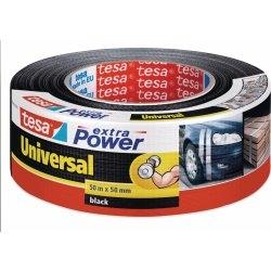 Textilní páska  Extra Power - černá