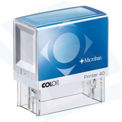 Razítko samobarvicí COLOP Microban PRINTER LINE 40