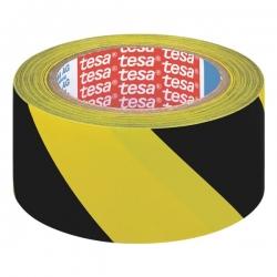 Značkovací páska  černo/žlutá