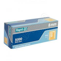 Drátky do sponkovačky Rapid 13/8 / 5000 ks