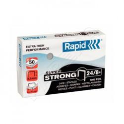 Spony do sešívačky RAPID 24/8+ S / 1000 ks