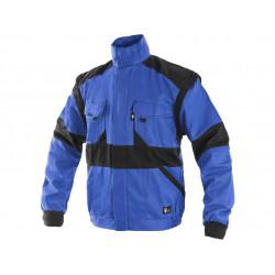 Pracovní blůza zimní CXS LUXY HUGO modro-černá