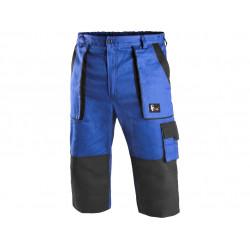 Pánské 3/4 kalhoty CXS LUXY PATRIK, modro-černé
