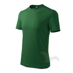 Tričko pánské CLASSIC 160 lahvově zelené