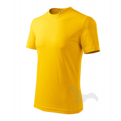 Tričko pánské CLASSIC 160 žluté