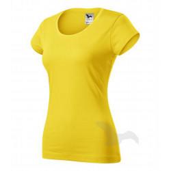 Tričko dámské VIPER žluté