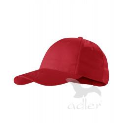 Kšiltovka SUNSHINE červená