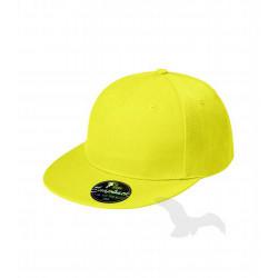 Kšiltovka RAP 6P citronová