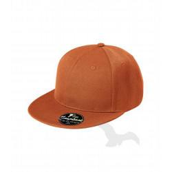 Kšiltovka RAP 6P oranžová