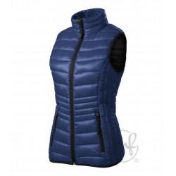 Dámská vesta zateplená EVEREST námořní modrá