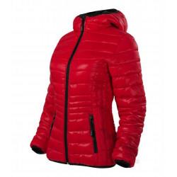 Dámská zateplená bunda EVEREST formula red