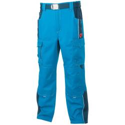 Pracovní kalhoty do pasu VISION 02 BLUE