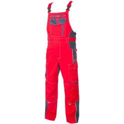 Pracovní kalhoty lacl VISION 03 RED
