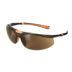 Brýle UNIVET 5X3 hnědé