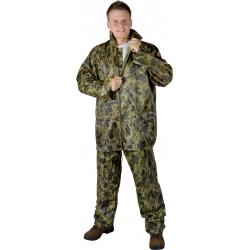 Oblek CLEO voděodolný maskáč