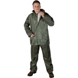 Oblek CLEO voděodolný zelený