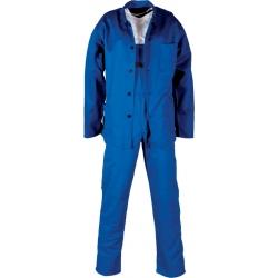 Pánská montérková souprava ,kalhoty s laclem KLASIK KOMPLET L