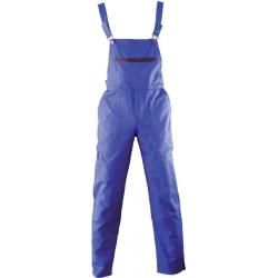 Dámské pracovní kalhoty s laclem KLASIK