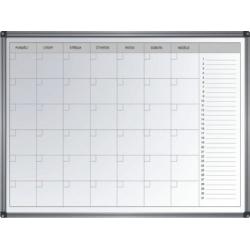 Tabule plánovací měsíční 600 x 900 mm