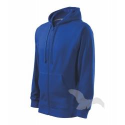 Mikina pánská Trendy Zipper - královská modrá