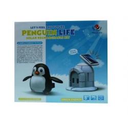 Tučňák na solární pohon