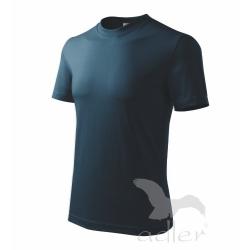 Tričko pánské Heavy 200, námořní modrá