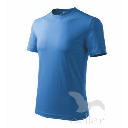 Tričko pánské Heavy 200, azurově modrá