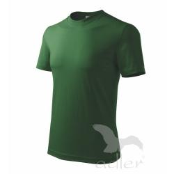 Tričko pánské Heavy 200, lahvově zelená