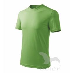 Tričko pánské Heavy 200, trávově zelená
