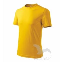 Tričko pánské Heavy 200, žluté