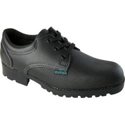 Pracovní celokožená obuv WIBRAM low S1