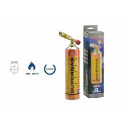 Letlampa pájecí hořák Supergas + plynová lahev